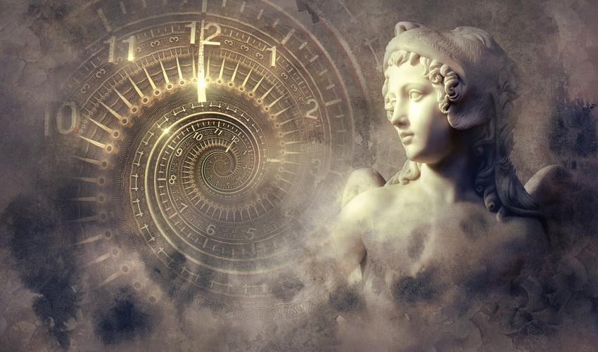 Мистериите на Времето