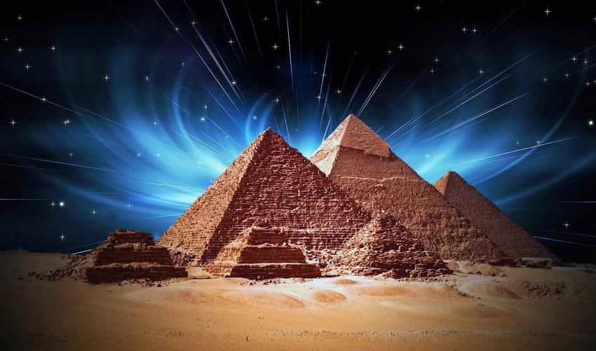 Мистичен Египет