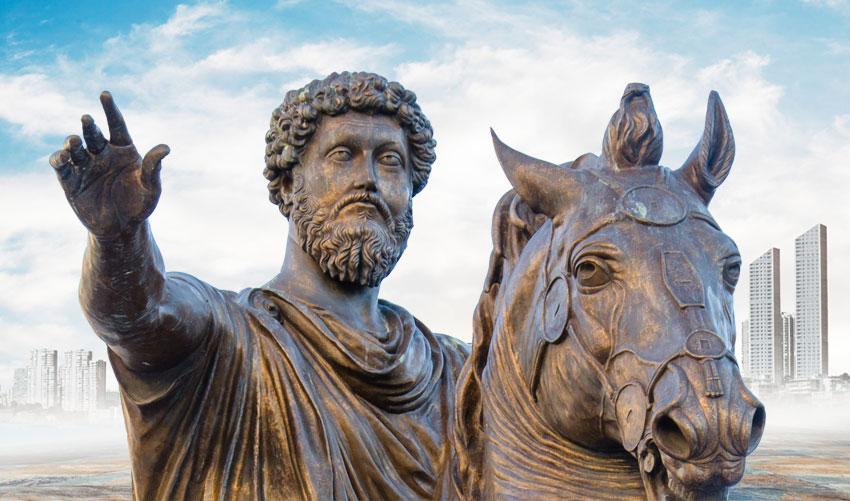 Марк Аврелий: За твърдостта на духа